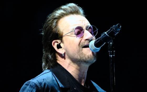 U2-Sänger spricht Klartext