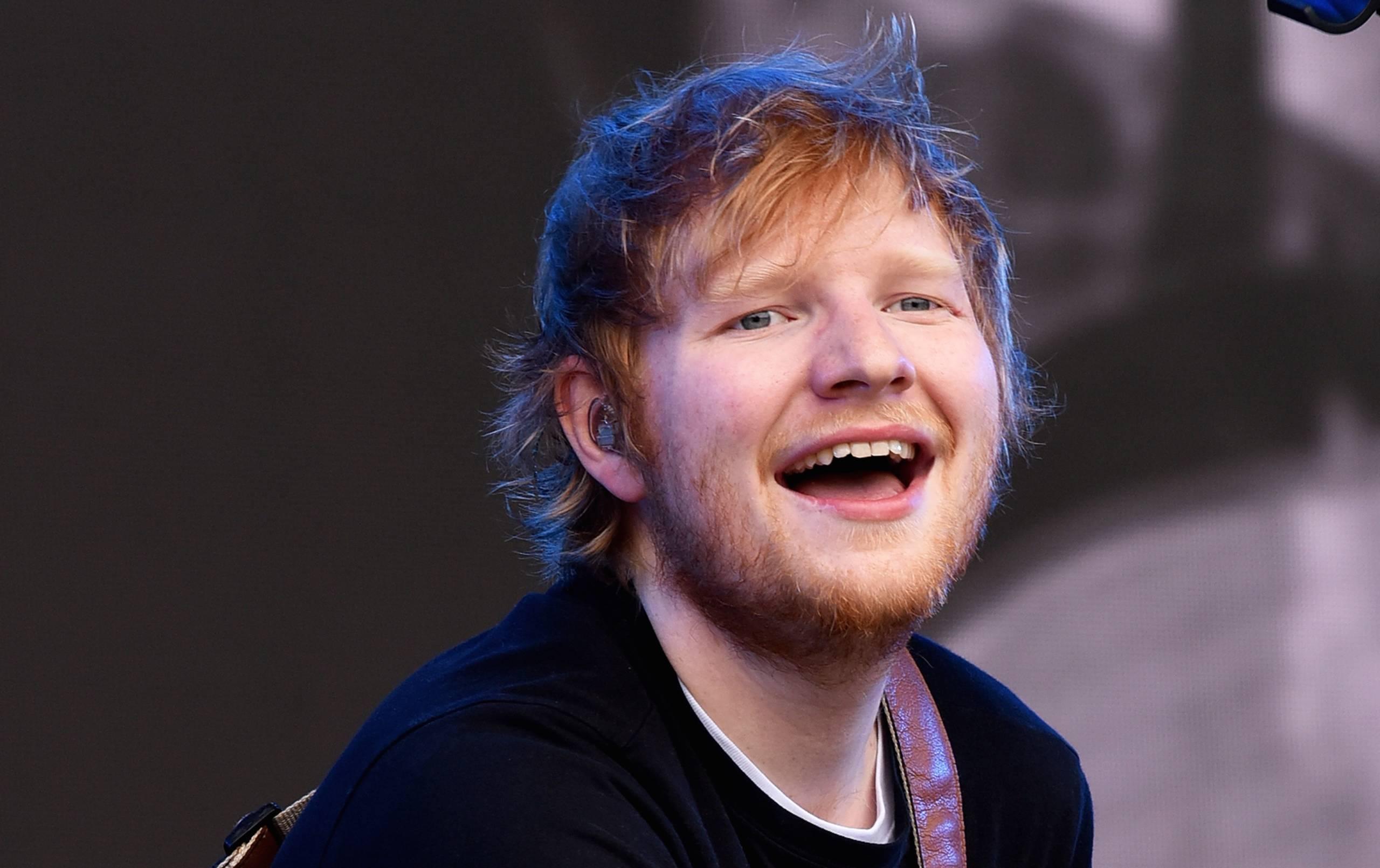 Hat Ed Sheeran heimlich seine Verlobte Cherry Seaborn ...