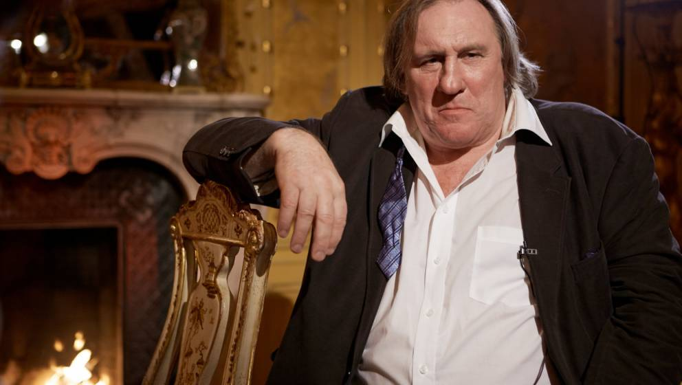 Gérard Depardieu streitet die Missbrauchsvorwürfe ab