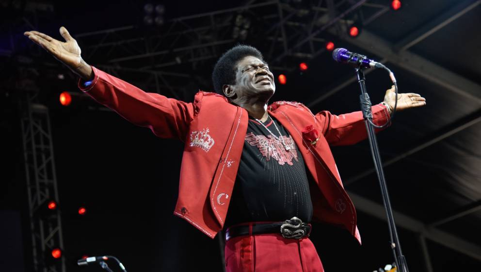NEW YORK, NY - JUNE 02:  Musician Charles Bradley of Charles Bradley & The Extraordinaires performs live onstage during t