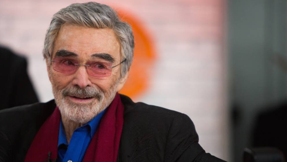 TODAY -- Pictured: Burt Reynolds  on Thursday, March 15, 2018 -- (Photo by: Nathan Congleton/NBC/NBCU Photo Bank via Getty Im