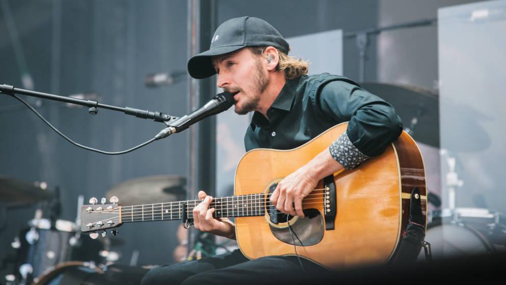Ben Howard am Samstag beim Lollapalooza Berlin