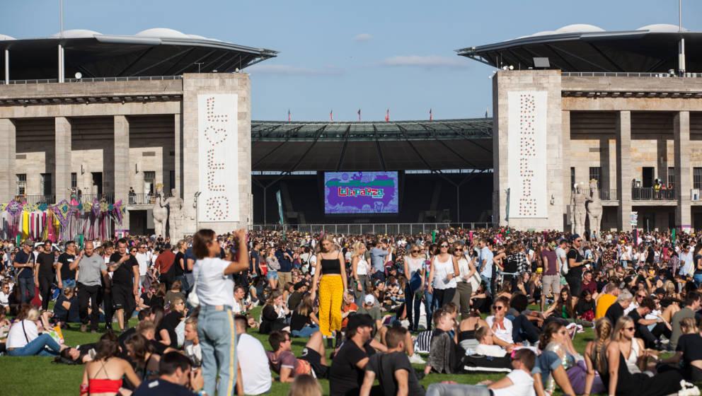 Der Samstag beim Lollapalooza Berlin