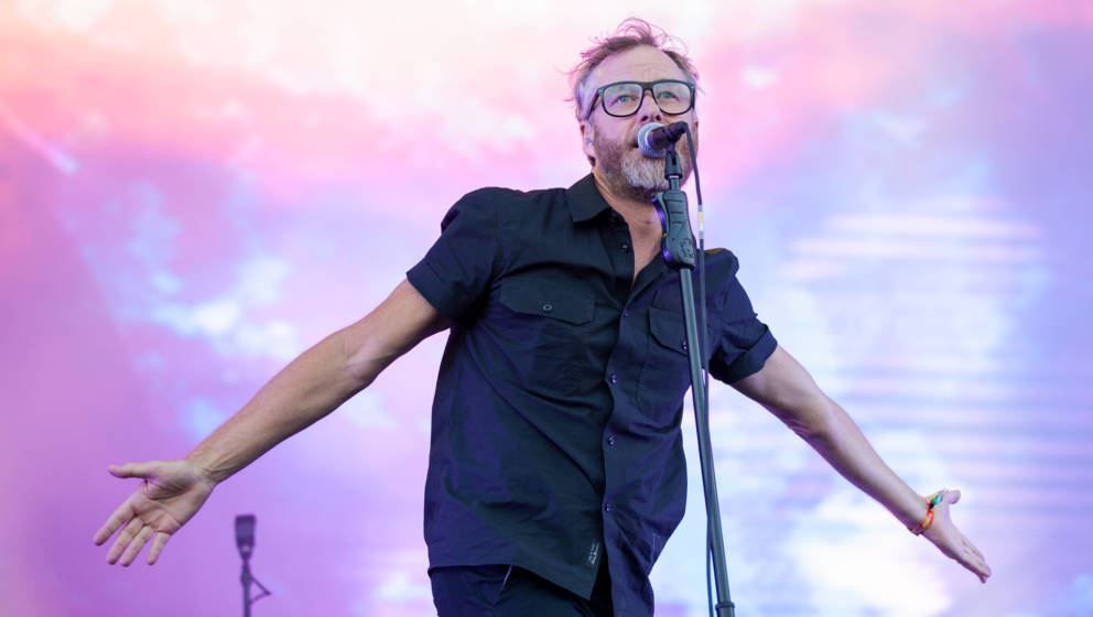 The National beim Lollapalooza Berlin 2018