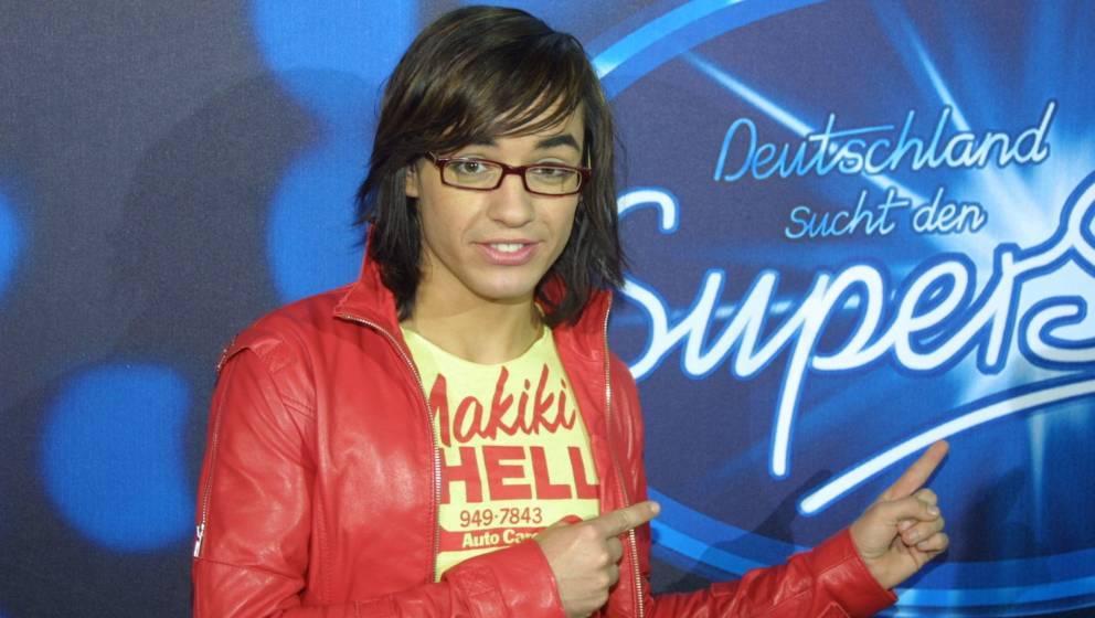 Daniel Küblböck (ausgeschiedener Finalist der RTL-Casting-Show 'Deutschland sucht den Superstar'), ('DsdS'), Köln, 08.3.20