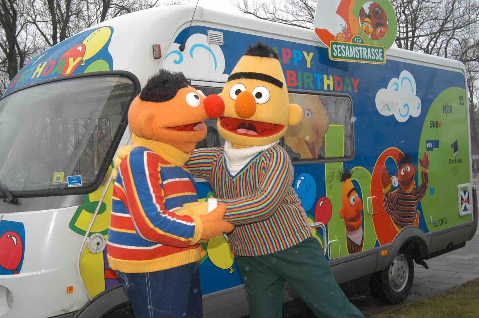Ernie Und Bert Schwul