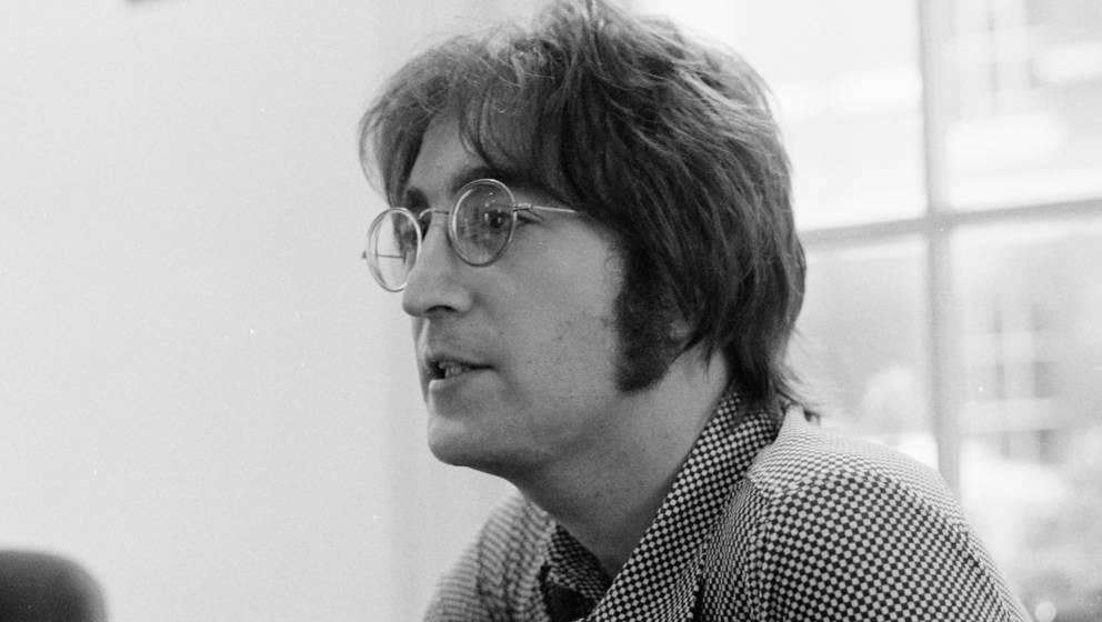 John Lennon London 1971