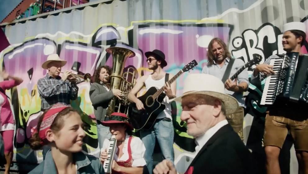 "Bild aus dem ""Mia Ned""-Video"