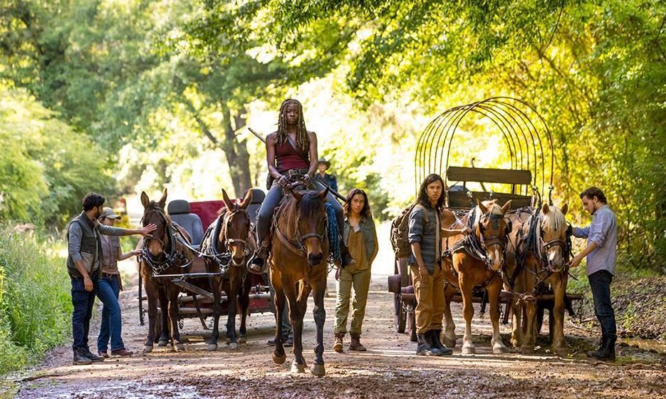 """Trotz neuer Storyline zieht """"The Walking Dead"""" keine neuen Zuschauer an"""
