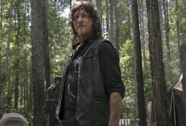 "Norman Reedus als Daryl Dixonin ""The Walking Dead"""