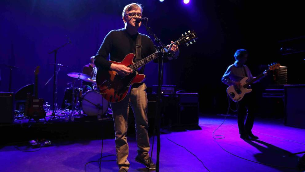 LONDON, ENGLAND - FEBRUARY 26:  Norman Blake of Teenage Fanclub performs live at O2 Shepherd's Bush Empire on February 26, 20