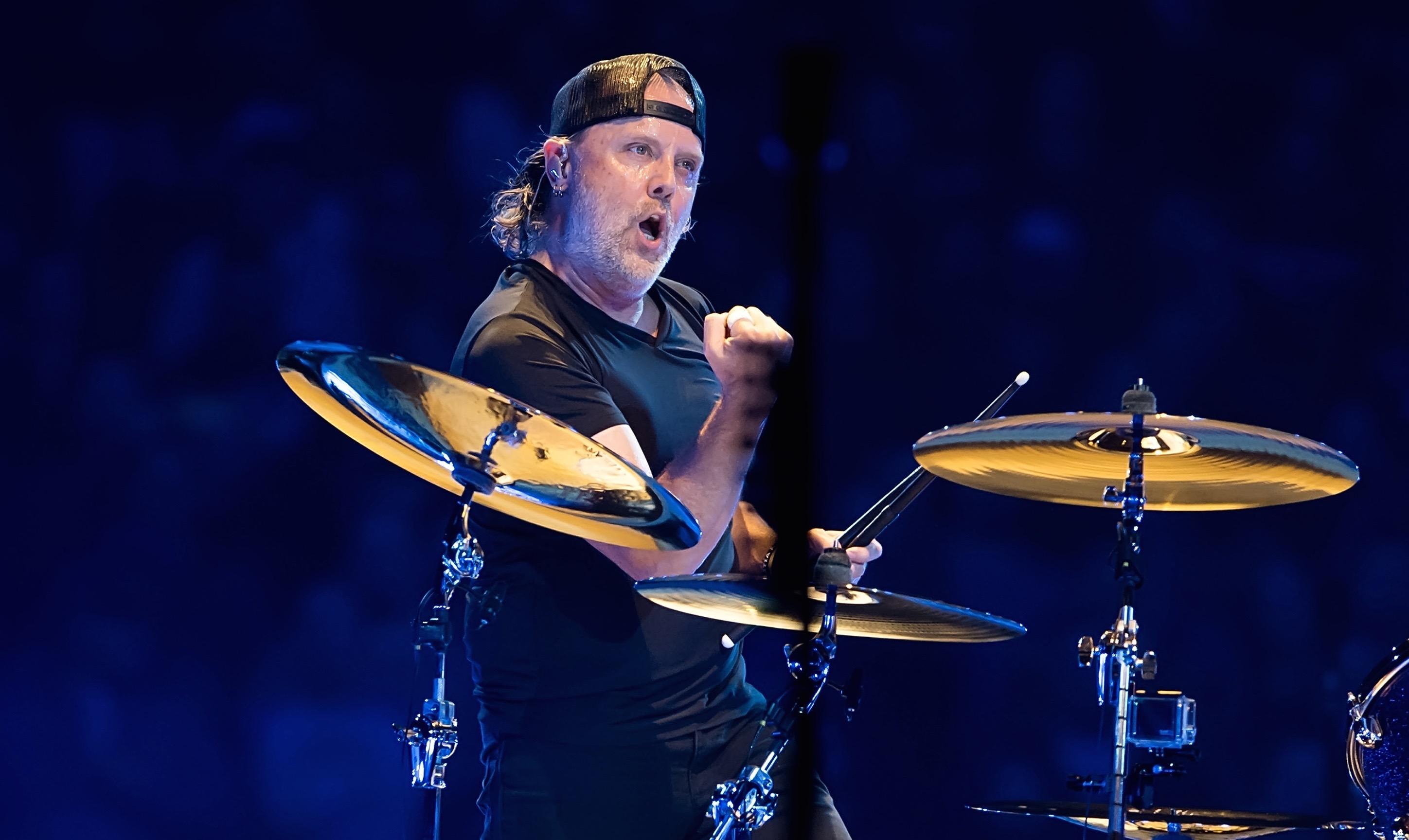 Metallica-Drummer Lars Ulrich: Update zu James Hetfields...