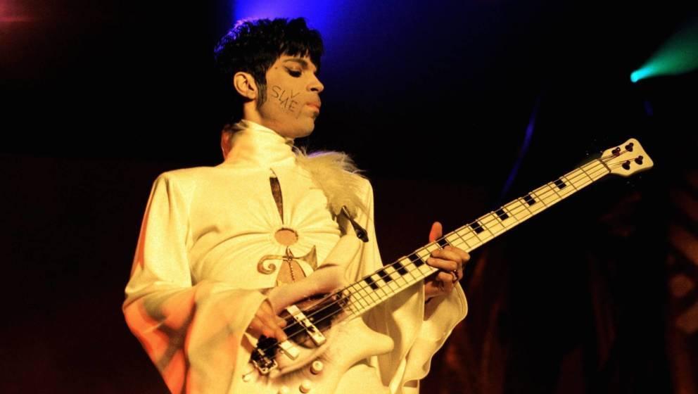 Prince im Jahr 1995