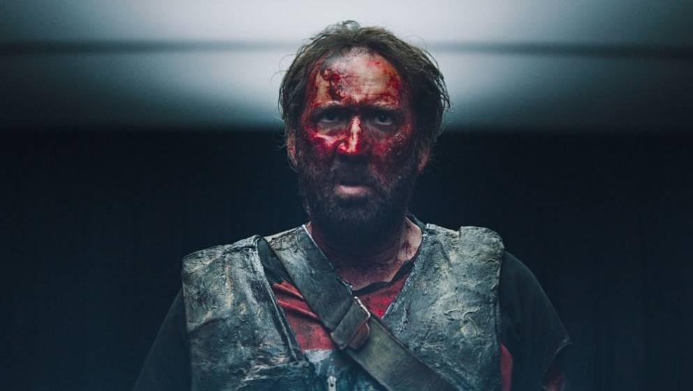 """Nicolas Cage in """"Mandy"""""""