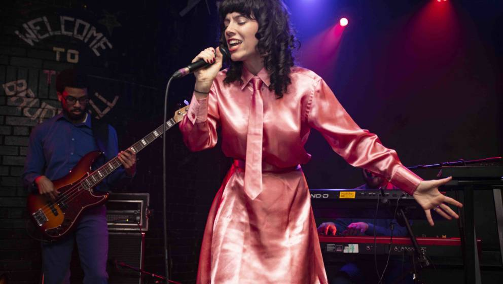 LEEDS, ENGLAND - NOVEMBER 02: Natalie Prass Performs at Brudenell Social Club on November 02, 2018 in Leeds, England. (Photo