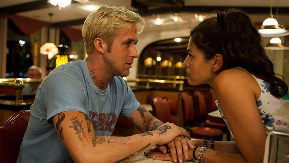 """In """"The Place Beyond the Pines"""" spielt Ryan Gosling einen Vater, der Banken ausraubt."""