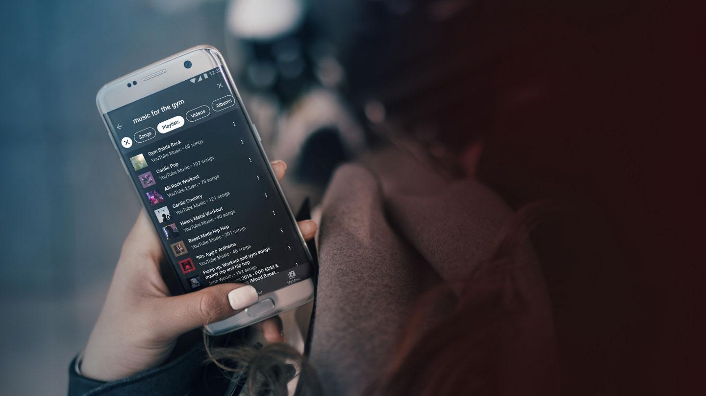 Mit YouTube Music findet man mühelos neue Musik