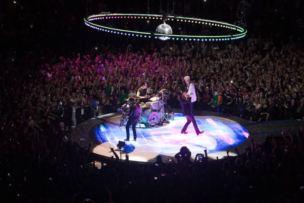 U2-Fans nach Berlin-Konzert in Sorge: Löst sich die Band auf?