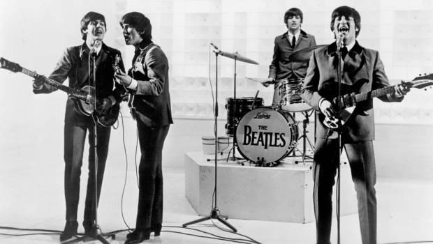 """Das """"Weiße Album"""" von den Beatles wird 50 Jahre alt."""