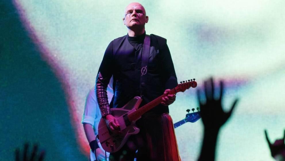 Billy Corgan bei der aktuellen Tour der Smashing Pumpkins