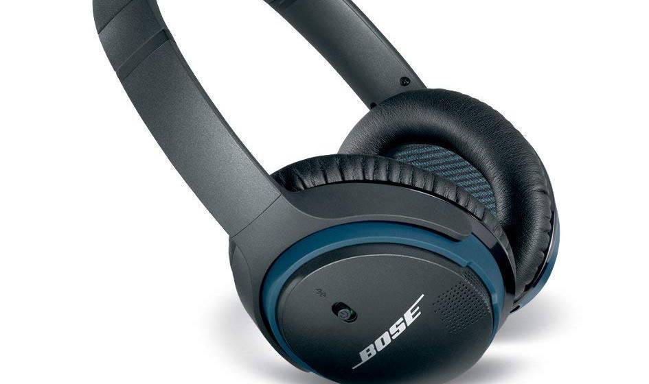 """Bose-Kopfhörer """"SoundLink"""" mit Bluetooth-Übertragung"""