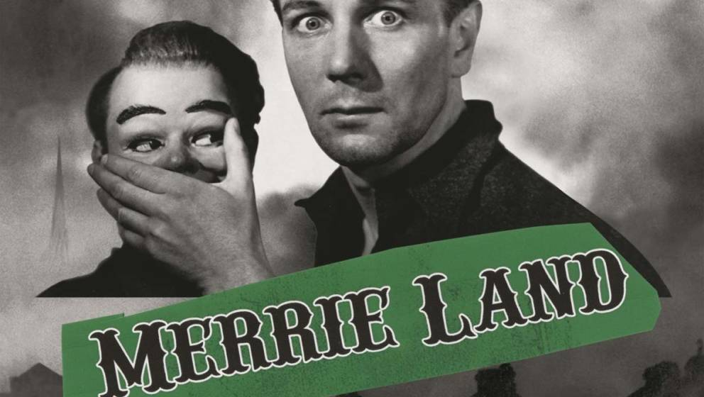 The Good The Bad & The Queen: Merrie Land Cover Artwork