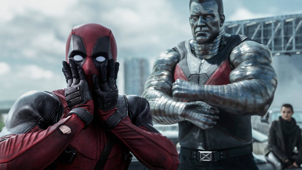 "Ab dem 1. Dezember 2018 ist ""Deadpool"" auf Netflix verfügbar."