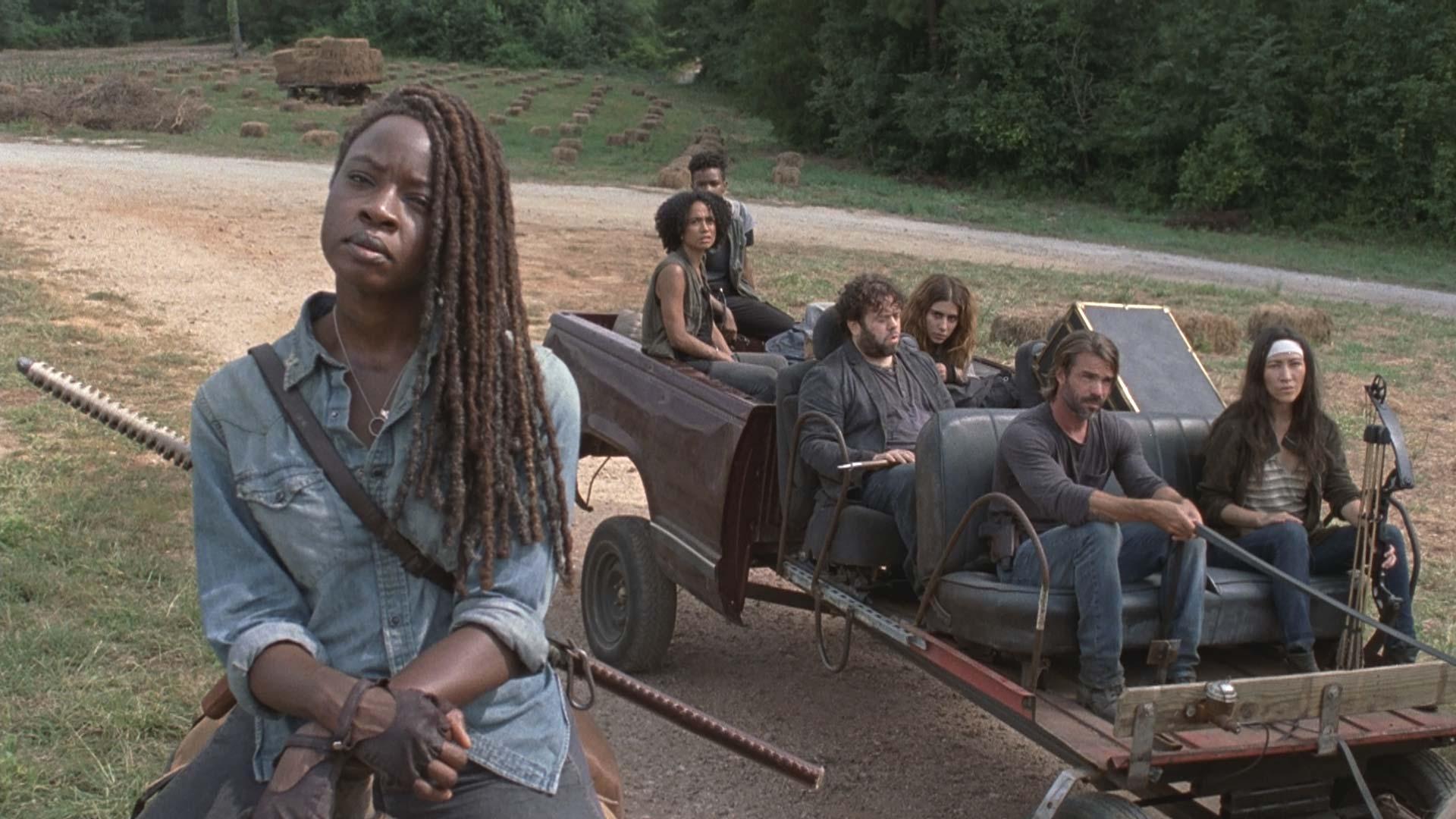 Wann L�Uft The Walking Dead Staffel 8