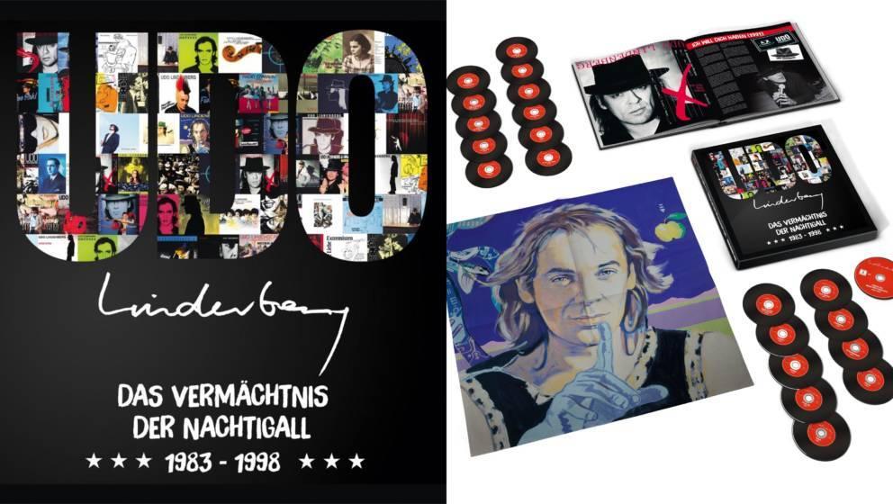 Udo Lindenberg blickt zurück - und veröffentlicht viele Raritäten