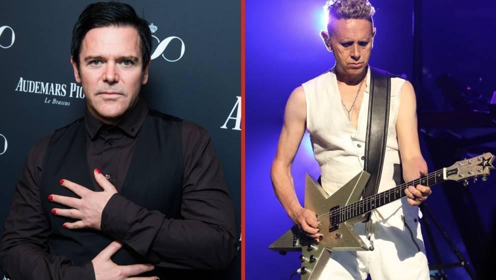 Richard Kruspe von Rammstein kann sich eine Zusammenarbeit mit Martin Gore vorstellen