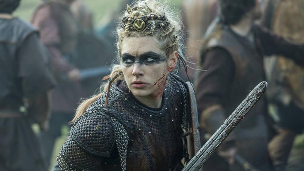 """Teil 2 der fünften Staffel """"Vikings"""" gibt es jetzt bei Amazon Prime Video"""