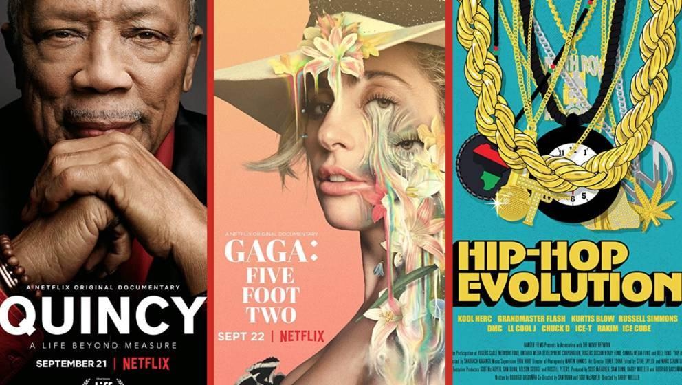 Die herausragendsten Musikdokus auf Netflix