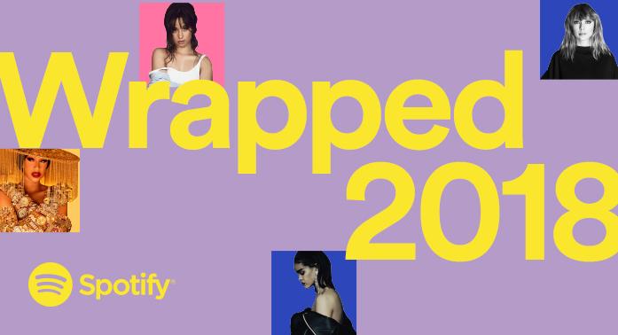 Das Jahr mit Spotify