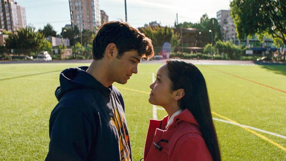 "Szene aus dem Netflix-Bestseller ""To All The Boys I've Loved Before"""