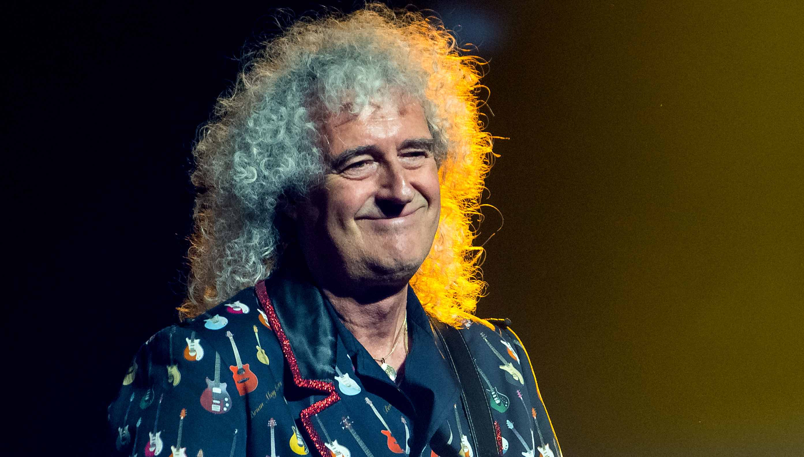 Queen: Brian May überwältigt von Fan-Reaktion in...