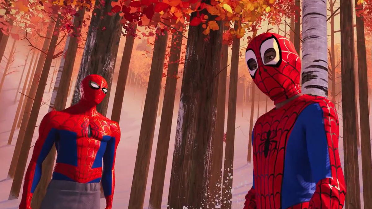 Spider-Man A New Universe