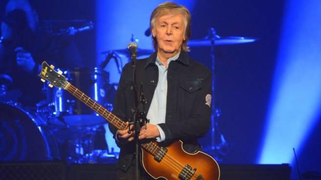 Warum Paul McCartney auf seinen Teleprompter nicht verzichten kann