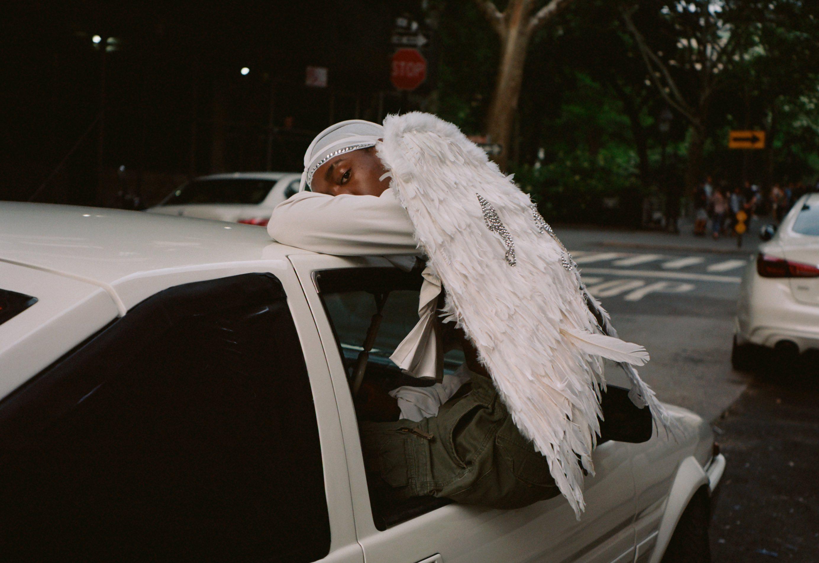 """Cover von """"Negro Swan"""""""