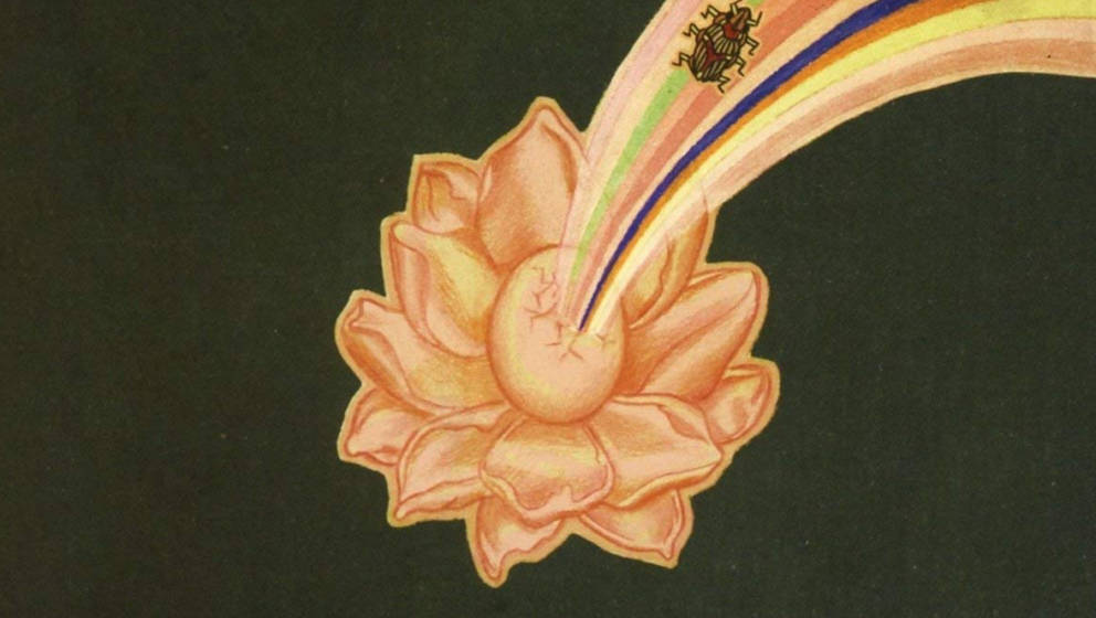 """Cover-Artwork von """"Childqueen"""" von Kadhja Bonet"""