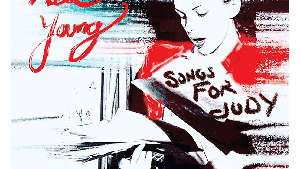 "Cover von ""Songs For Judy"" von Neil Young"