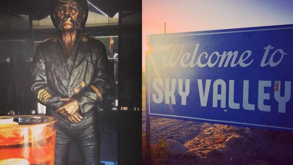 Lemmy-Statue und Albumcover-Schauplätze: Diese Orte sollten Musikliebhaber einmal im Leben besucht haben