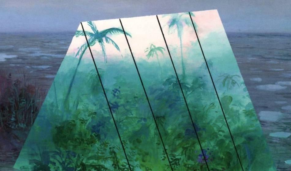 """Cover von """"In The Rainbow Rain"""" von Okkervil River"""