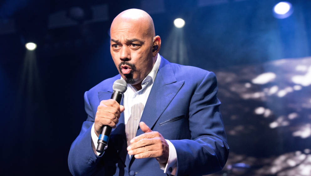 James Ingram (* 16. Februar 1952 in Akron, Ohio; † 29. Januar 2019 in Los Angeles)