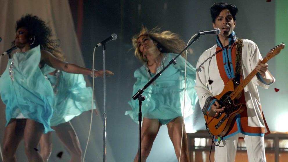 Prince live 2006