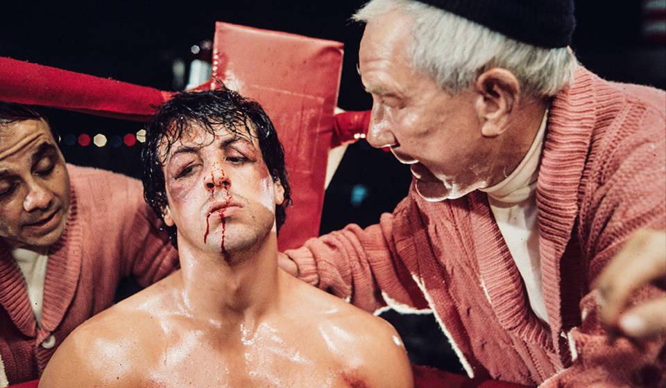 """""""Rocky"""" schwer gezeichnet"""
