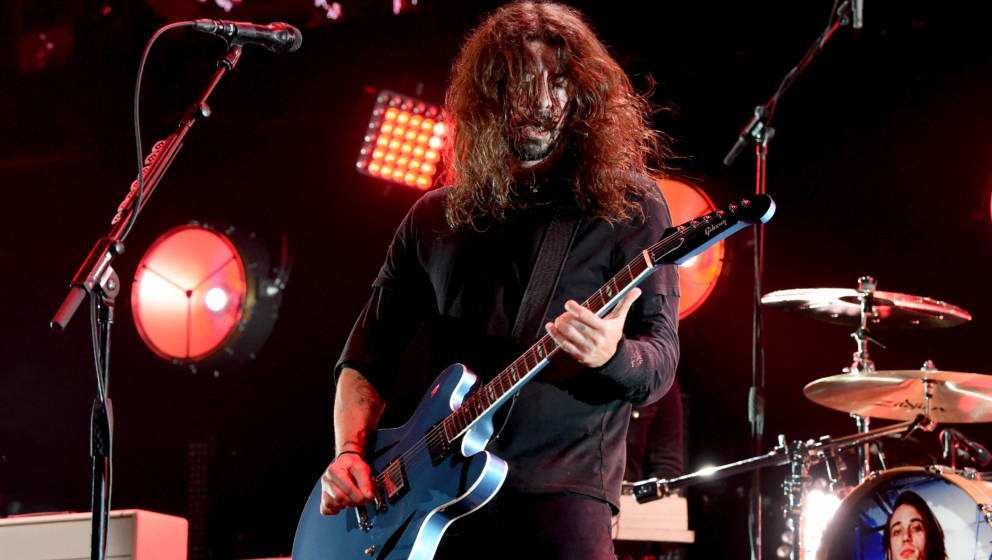 Dave Grohl tritt mit Audioslave beim Tribute für Chris Cornell auf