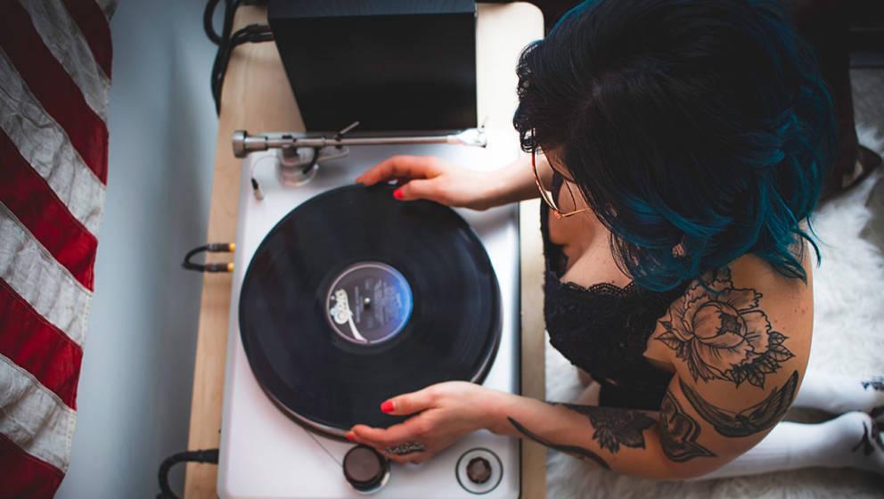 Der Record Store Day ist das Highlight für Plattensammler