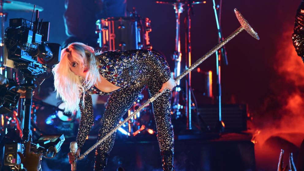 Lady Gaga bei den Grammys 2019 in Los Angeles