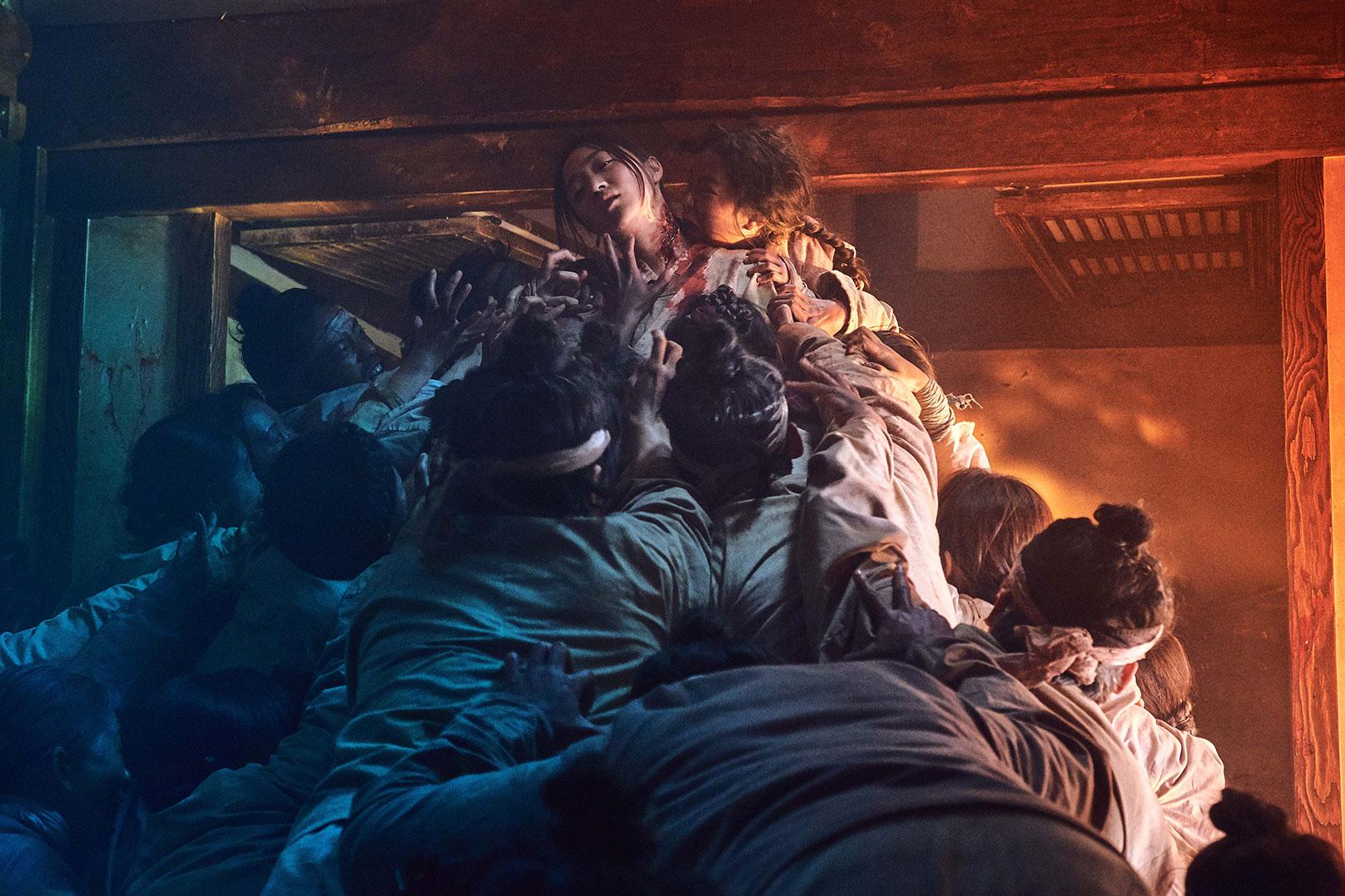 Zombies sorgen im mittelalterlichen Korea für Angst und Schrecken