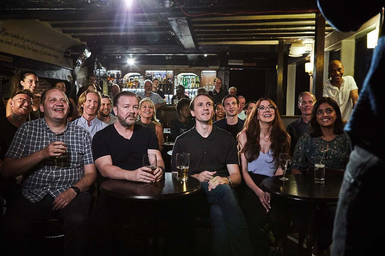 """Das Leben nach dem Tod seiner Ehefrau: Ricky Gervais in """"After Life"""" auf Netflix"""